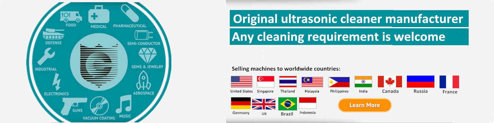 China best Industrial Ultrasonic Cleaner on sales