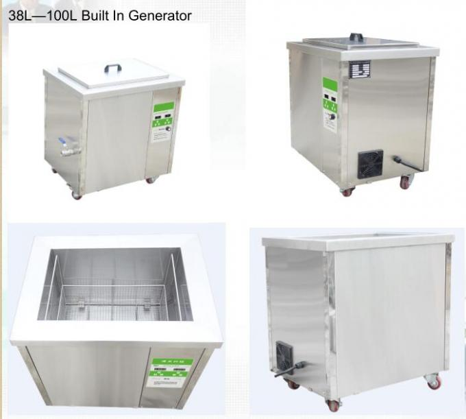 Washer Disinfector Ultrasonic Cleaner Medical Industry Solution 61L