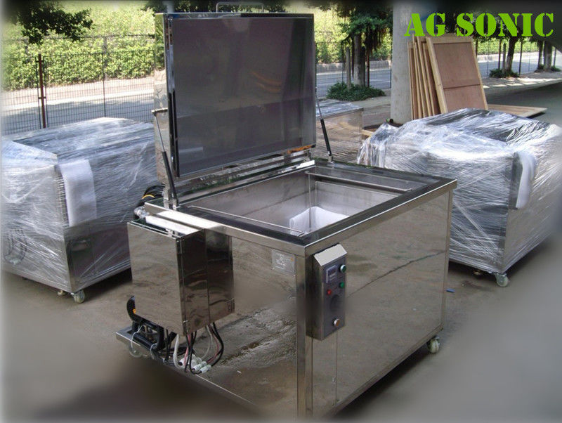 Kitchen Heated Soak Tank , Utensil Washing Machine For Fast Food Outlets
