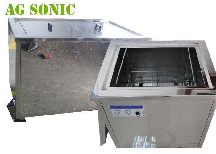 280L Stainless Steel Soak Tank / Heated Dip Tank With Lifting System