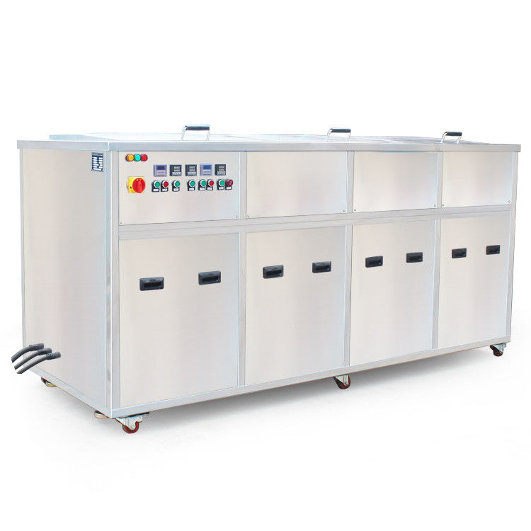 Biggest Ultrasonic Industrial Cleaning Tank To Clean Gas Turbine