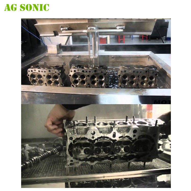 28khz Frequency Ultrasonic Machine Cleaning Engine Blocks & Engine Cylinder Heads