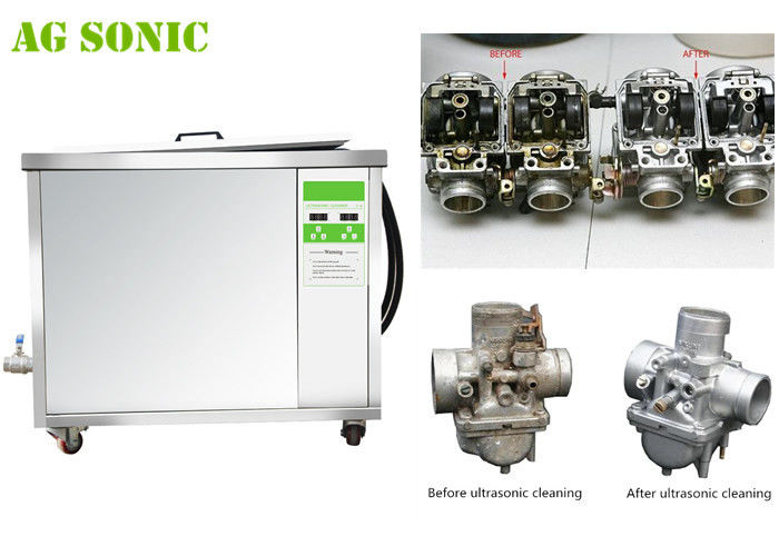 360L Carb Ultrasonic Cleaner for Carburetor Parts Cleaning with Filtration and Recycle System