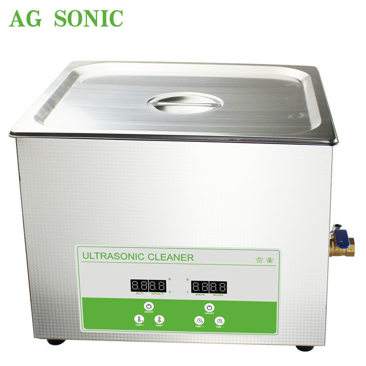Rusty Tool Ultrasonic Cleaner Cleaning Machine 15 Liters 110V / 220V Any Plug