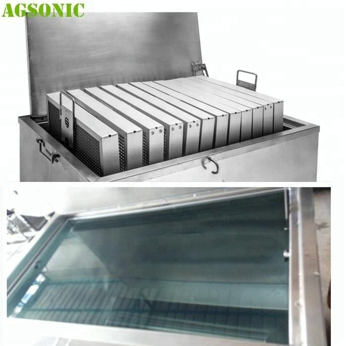 Food Industry Cleaning Machine For Oven Tray Pizza Pan
