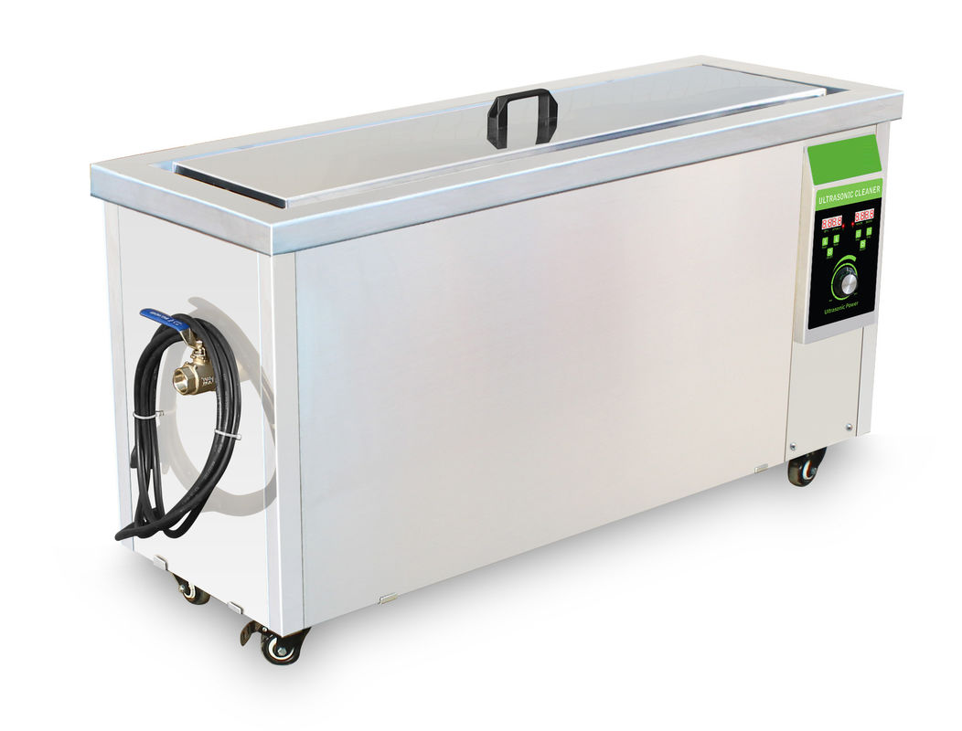 SS304 3KW 60L Industrial Ultrasonic Cleaning Machine
