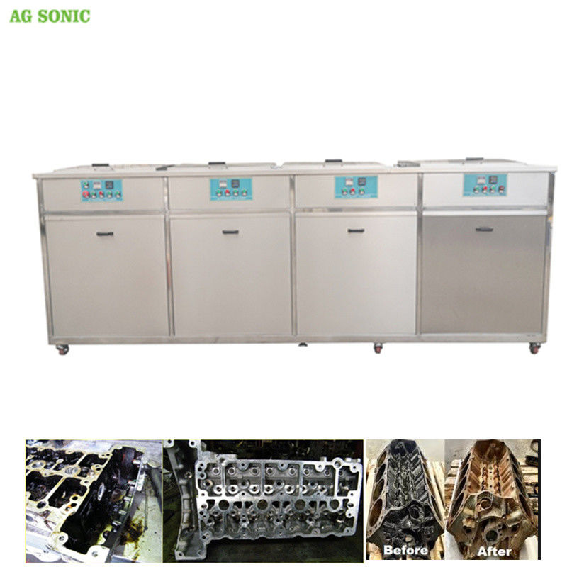SUS316 3600W 28KH Aircraft Engine Ultrasonic Cleaner
