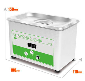 100-120V / 60HZ 30W 0.8L Ultrasonic Washing Machine for Cleaning Jewelry and Eyeglass