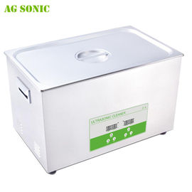 30L Heated Ultrasonic Jewelry Cleaner With Industrial PCB Board Control