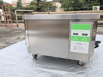 Heated Ultrasonic Cleaner 40Khz For Circuit Board / Precise Hardware