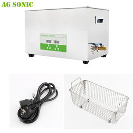 Ultrasonic Cleaner For Small Parts and Lower Volumes Available with Rinsing and Drying Options