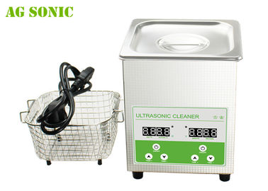 2L Jewelry Ultrasonic Cleaner for Necklaces Earrings Rings bracelets with Heating