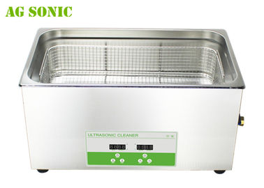 Large PCB Ultrasonic Cleaning Kits for Manufacturing and Repair 30L with 500W Ultrasonic