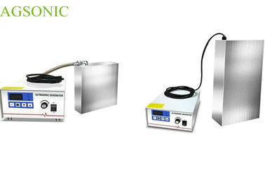 High Power Cleaning 28 / 40khz Frequency Ultrasonic Transducer Generator From 600W To 3 KW Transducers