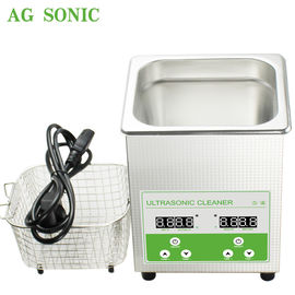 Ultrasonic Cleaner  Sonic Bath 2l Household Use Jewelry Polishing Electronic Jewelry Cleaner